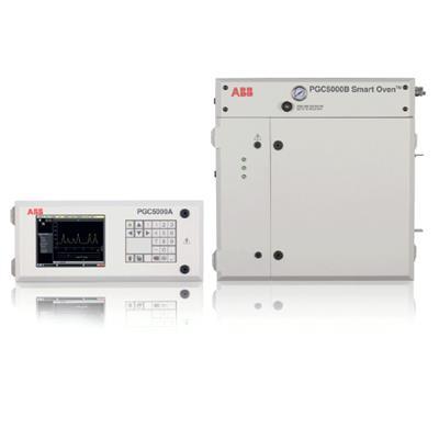 ABB – Medición Analítica – Cromatografía de Gases