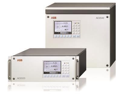 ABB – Medición Analítica – Analizadores de Gas Continuos