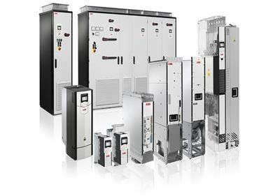 ABB – Drives – Low voltage AC – Industrial