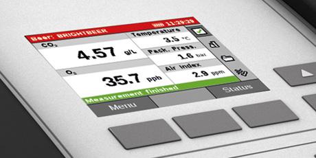 Anton Paar – Laboratorio – Medidor de oxígeno y CO₂- Productos