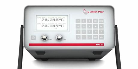 Anton Paar – Laboratorio – Termómetros de alta precisión – Productos