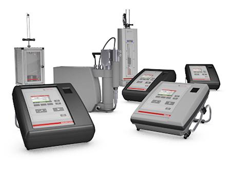 Anton Paar – Laboratorio – Medidor de oxígeno y CO₂