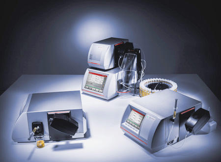 Anton Paar – Laboratorio – Viscosímetro – Productos
