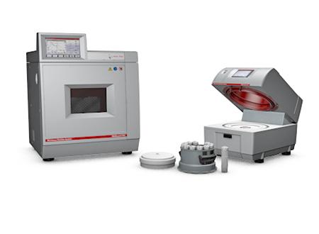 Anton Paar – Laboratorio – Preparación de muestras
