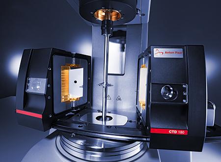Anton Paar – Laboratorio – Reómetro – Productos