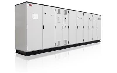 ABB – Drives – Medium voltage AC