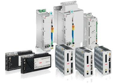 ABB – Drives – Low voltage AC – Motion control