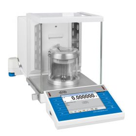 Microbalanzas XA 4YM.A.P Plus